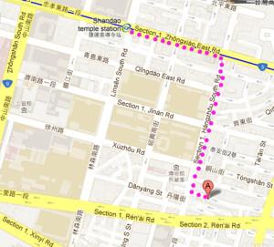 manjughosha map